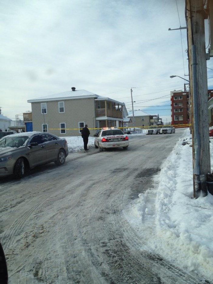 UPDATED – Police Ask Public To Stay Away from PRINCE ALBERT (near Prince Arthur/Walton) in Cornwall Ontario – FEB 3, 2014