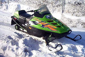 CRTF Reports Higher Use of Snow Mobiles In Smuggling – Feb 26, 2014