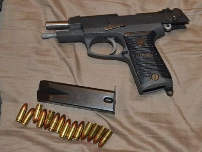 TPS Nab Two Young Persons face 20 charges in drug-and-gun investigation, Handgun, drugs and cash seized