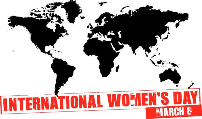 Happy International Women's Day 2014 from CFN!  March 8