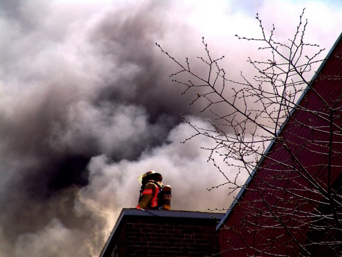 Can Cornwall Cut Fire Budget?  Councilor Mark MacDonald Thinks So – 23/12/14