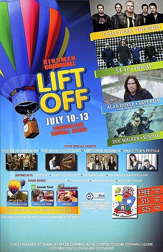 Your Favorite Lift Off Memory From the Past 20 Years Can Win you Free Weekend Passes!   Cornwall Ontario