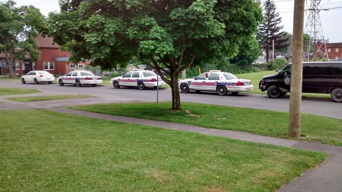 Phone Book Assault in Cornwall Ontario – Police Blotter AUG 10, 2015 #CCPS