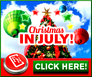 Christmas in July is Evergreen!  Special Ad Offer from Cornwall's Most Read Newspaper Online!