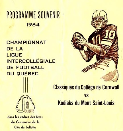 cornwall classics program 1964