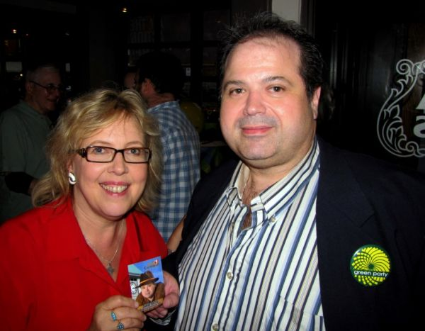 Elizabeth May & Green Party Jump Into Israel Hamas Conflict by Jamie Gilcig – July 30, 2014