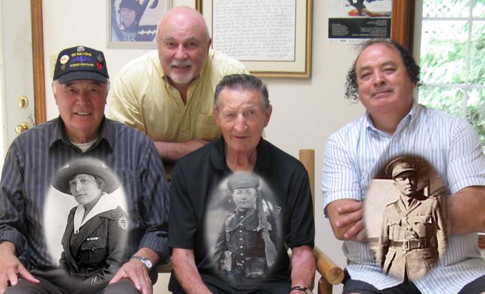 Zig Misiak's 6th Degrees of Separation Commemorates 100th Anniversary of WW1