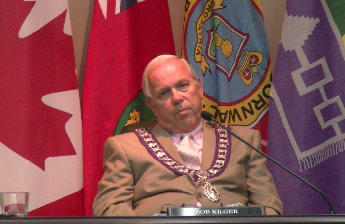 Cornwall Ontario 1 – Bob Kilger 0 – City Chooses Change As Mayor & Cronies Dumped – OCT 28, 2014