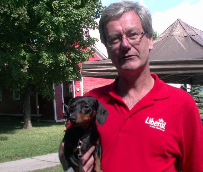 Is Tom Manley the Liberal Front Runner for Justin Trudeau in SD&SG by Jamie Gilcig – Aug 18, 2014