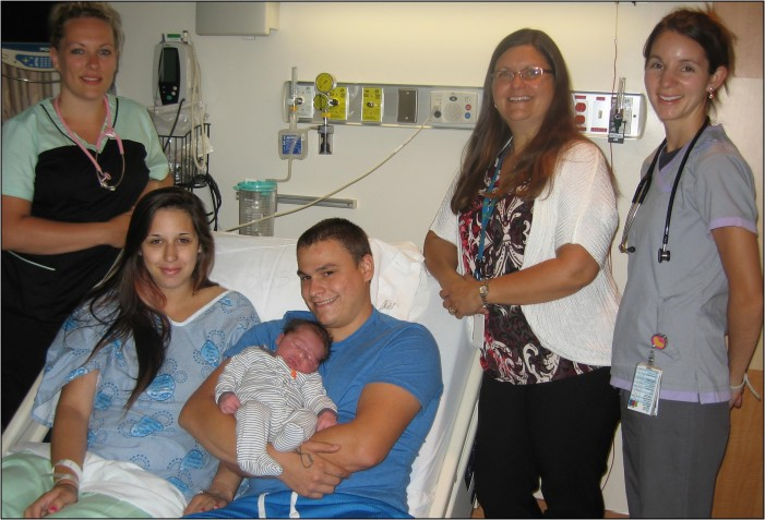 Winchester District Memorial Hospital Sets Record With 80 Births in the Month of July 2014!