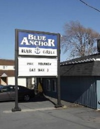OPP Report Overnight Break in of Blue Anchor Restaurant near Cornwall Ontario