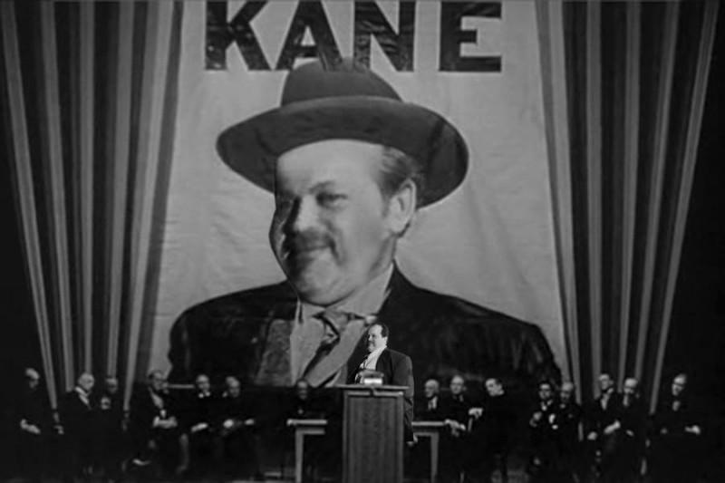 Jamie as Citizen Kane