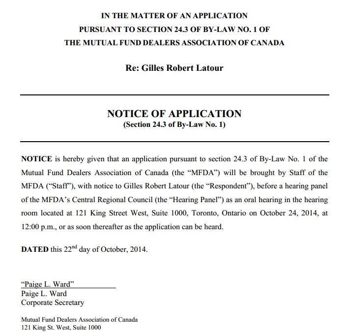 Latour hearing 1 - oct 23 2014