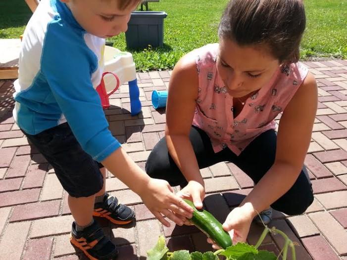 Ottawa Children's Treatment Centre Children Play Garden Party in Cornwall Ontario