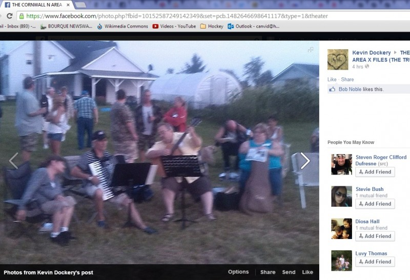 aug 10 FACEBOOK currier bbq 10 fire paper SSN