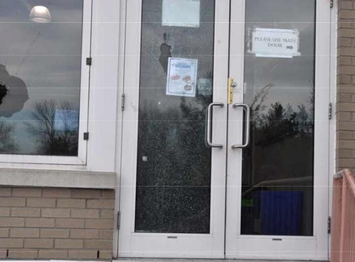 Islamic Centre in Kingston Ontario Vandalized – KPS Seek Public Assistance – NOV 24, 2014