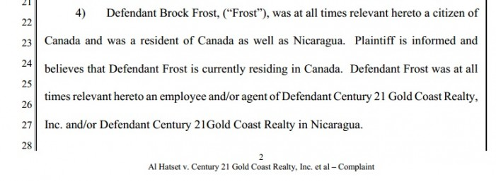 Did Cornwall Ontario City Councilor Brock Frost Rip Off Al Hatset $690K? by Jamie Gilcig – UPDATED