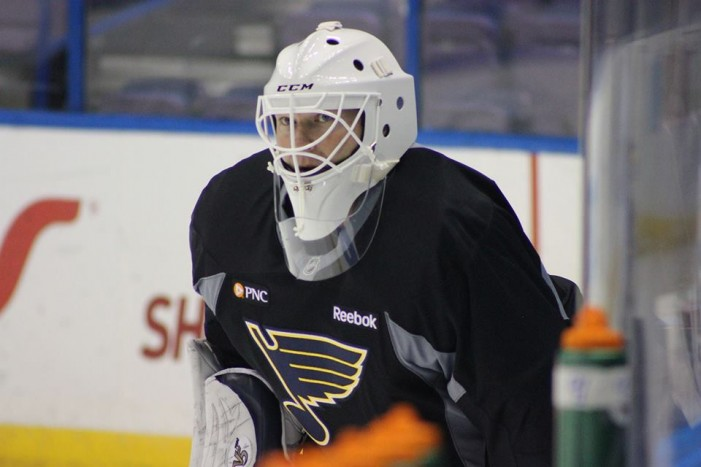 Marty Brodeur Tries Out With the Blues & Habs Quarter Season Report by Jamie Gilcig – DEC 1, 2014