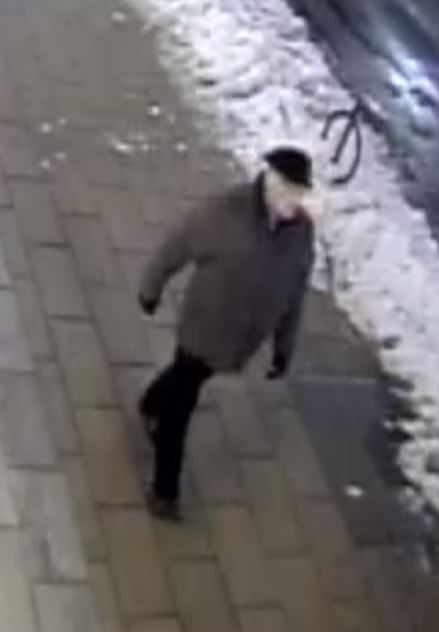 Fake Cop Steals From Elderly In Ottawa – Police Seek Assistance #OPS 28/12/14