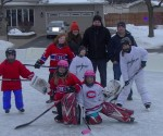 Vincent Family & Friends ICE RINK 2