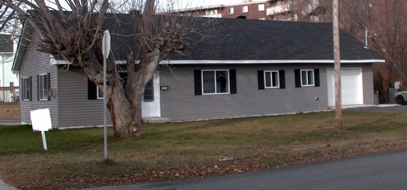 WYATT house Fside