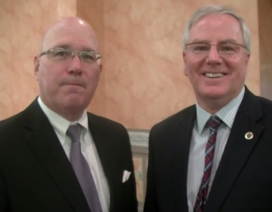 MPP Steve Clark & MPP Jim McDonell Talk Ontario Budget with CFN – JAN 28, 2015