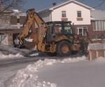 Truck to plow vincents JAN 5 15
