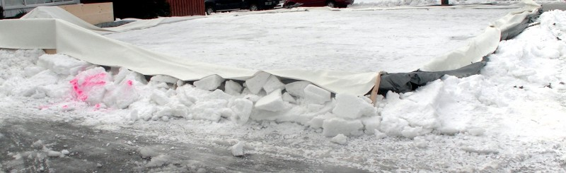 Vincent Ice Rink Collapse
