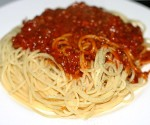 spagh n sauce