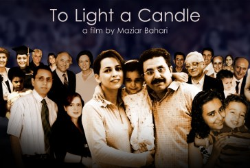 To Light a Candle by Maziar Bahari – Special Screening in Cornwall Ontario FEB 28, 2015