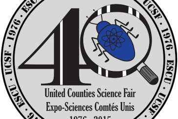 40th Annual United Counties Science Fair  Saturday April 11th, 2015 from 8:30 am to 5:00pm St. Lawrence Secondary School 1450 Second Street East, Cornwall