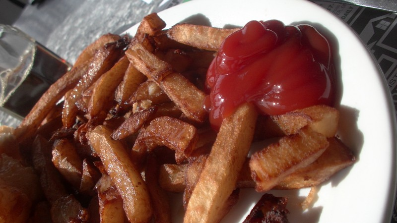Bourdeau LANCASTER fries
