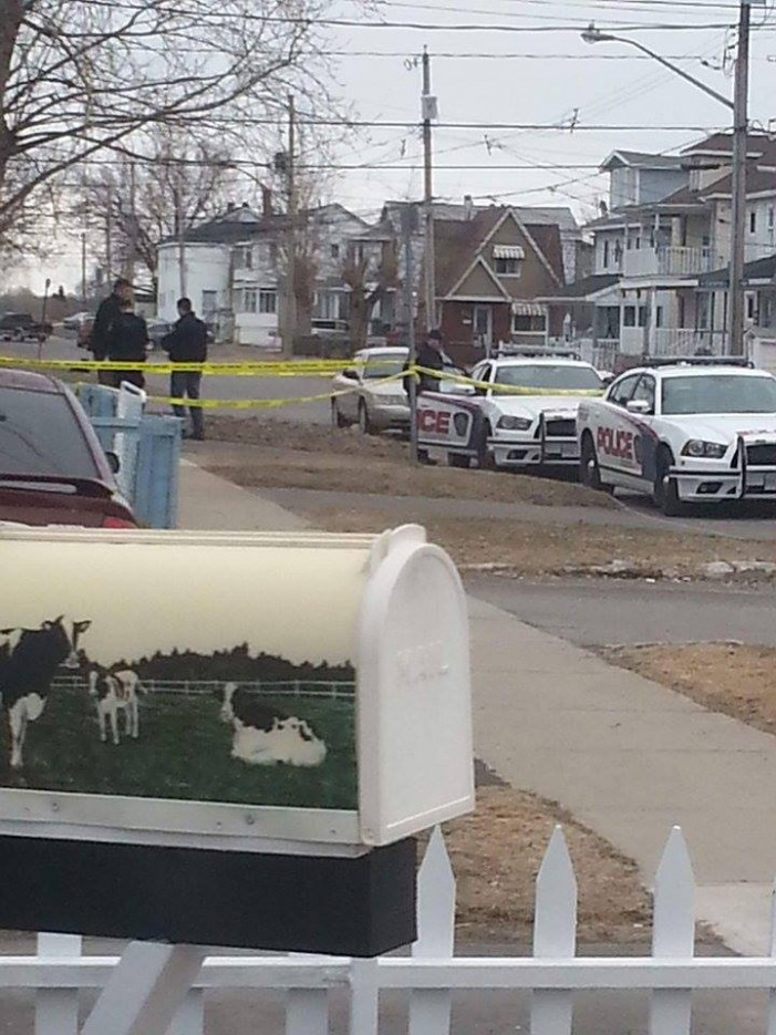BREAKING – MURDER in Cornwall Ontario – Coroner Called to East End Address – by Jamie Gilcig April 6, 2015 #CCPS #CID