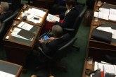 At Least He's Not Doing Crack – GPR Liberal MPP Caught Playing Solitaire at Queens Park – APRIL 14, 2015
