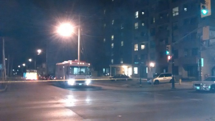 One Dead From Edward Street Fire Senior's Fire in Cornwall Ontario  – APRIL 7, 2015