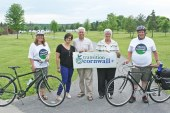 2015 Active Transportation Challenge in Cornwall Ontario – MAY 19, 2015