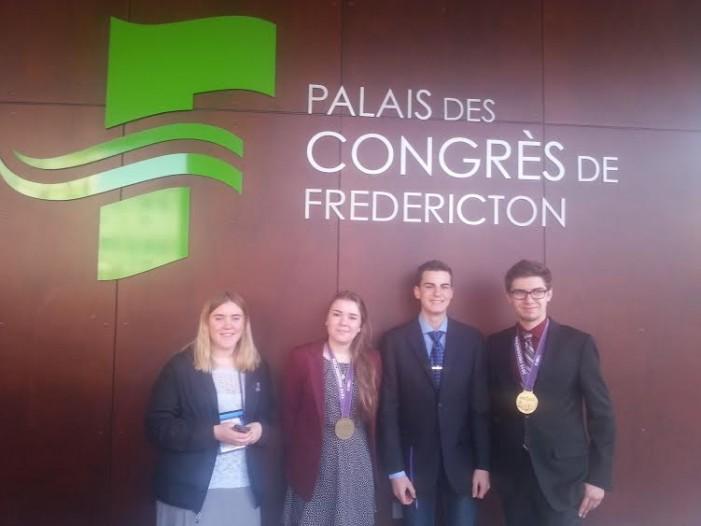 Cornwall Ontario Students Win GOLD at National Science Fair – May 16, 2015