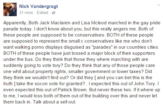 Nick V Rant facebook