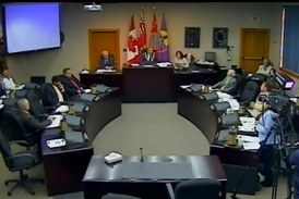Brock Frost Shows Up for Council Meeting – Others Don't – JUNE 22, 2015