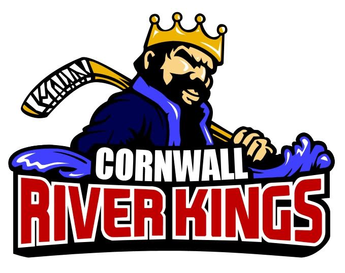 LNAH Cornwall River King Ice Their New Fresh & Frosty Logo for 2015/16!