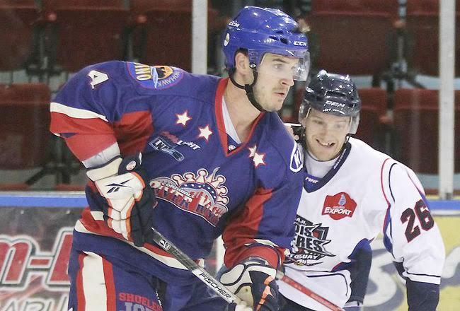 Cornwall River Kings 2015/16 Schedule Kicks Off OCTOBER 10, 2015 #LNAH