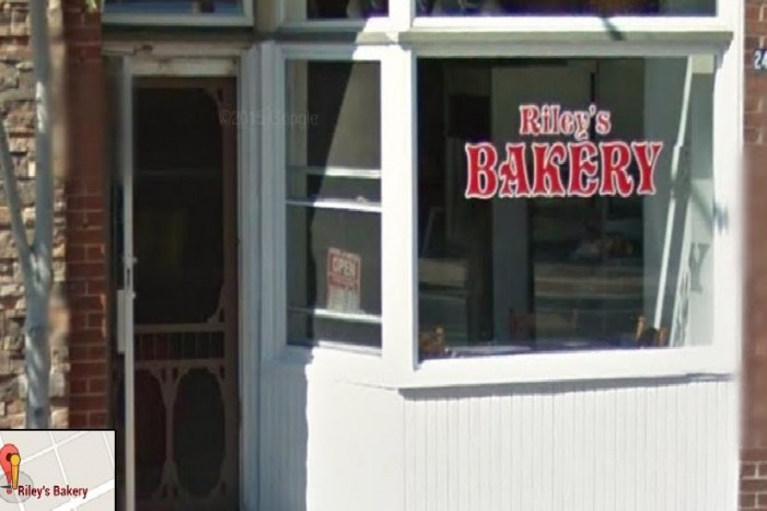 Riley's Bakery in Cornwall Closes Due to COVID 19 Coronavirus 031620