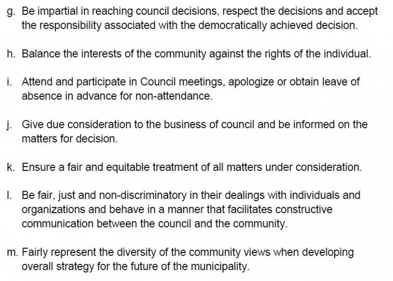 Code of Conduct AAA
