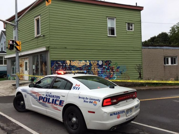 Kingston Police Investigating Stabbing Homicide – SEPT 29, 2015 KPS