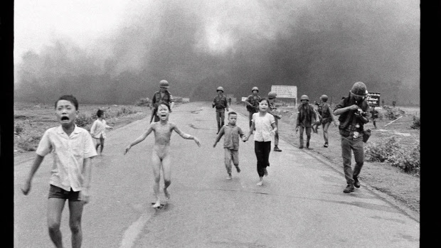 The Story Of Kim Phuc, Napalm and Vietnamby Roy Berger