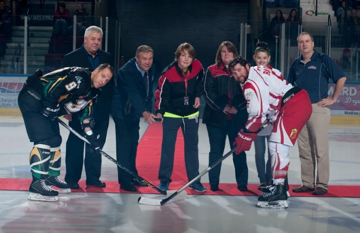 Cornwall River Kings Home Opener Brings Out the Crowd – OCT 11, 2015