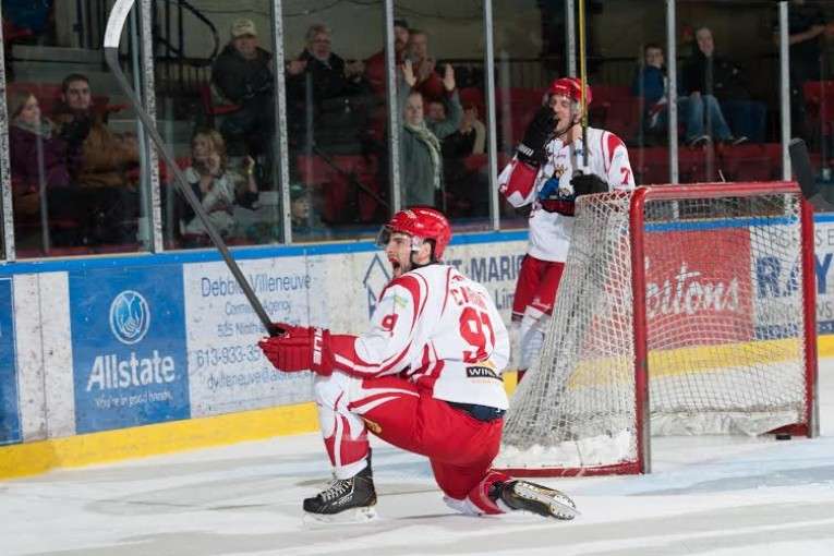 Two Losses for Cornwall River Kings As Defence Hit by Injury Bug NOV 30, 2015