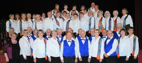 Christmas Comes   – Centennial Choir of Cornwall CLICK FOR DETAILS