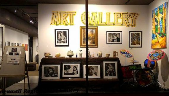Cornwall Ontario Mayor Gets Free Art for Office While Public Gallery Set to Close After Funding Cut to Zero MAY 11, 2016