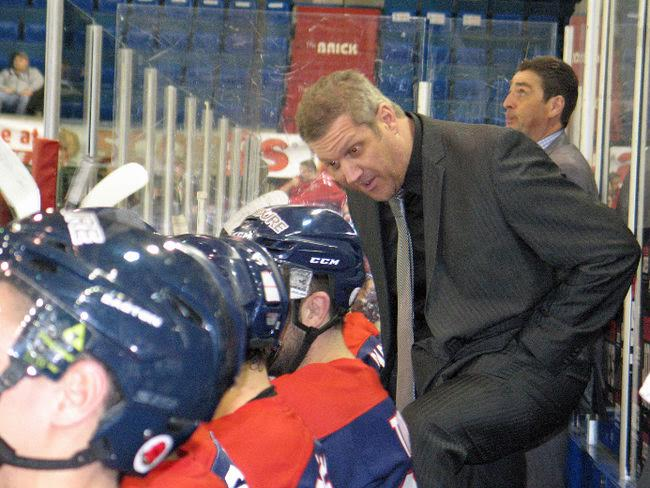Cornwall Ontario River Kings Hire Bob Desjardins as New Coach DEC 14, 2015 LNAH